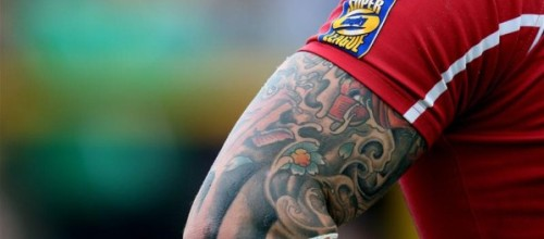 Rugby Tattoos