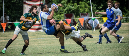 KC BLUES RFC @ ARKANSAS GRYPHONS