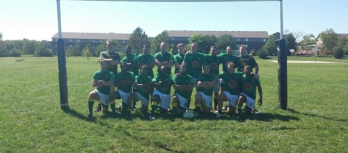 Arkansas Gryphons vs Columbia Outlaws Match Report