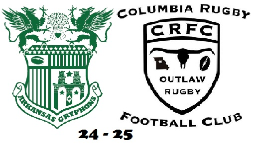 Outlaws vs Gryphons