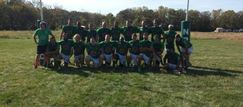 Arkansas Gryphons Win Big against KS Northand RFC