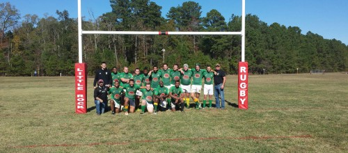 2015 Ozark Rugby Tournament