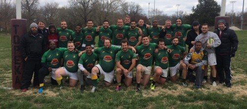 Arkansas Gryphons @ Topeka RFC Match Report
