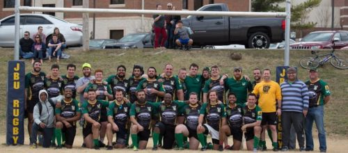Arkansas Gryphons beat John Brown University RFC