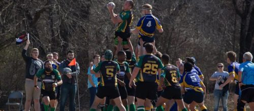 Arkansas Gryphons at John Brown University RFC