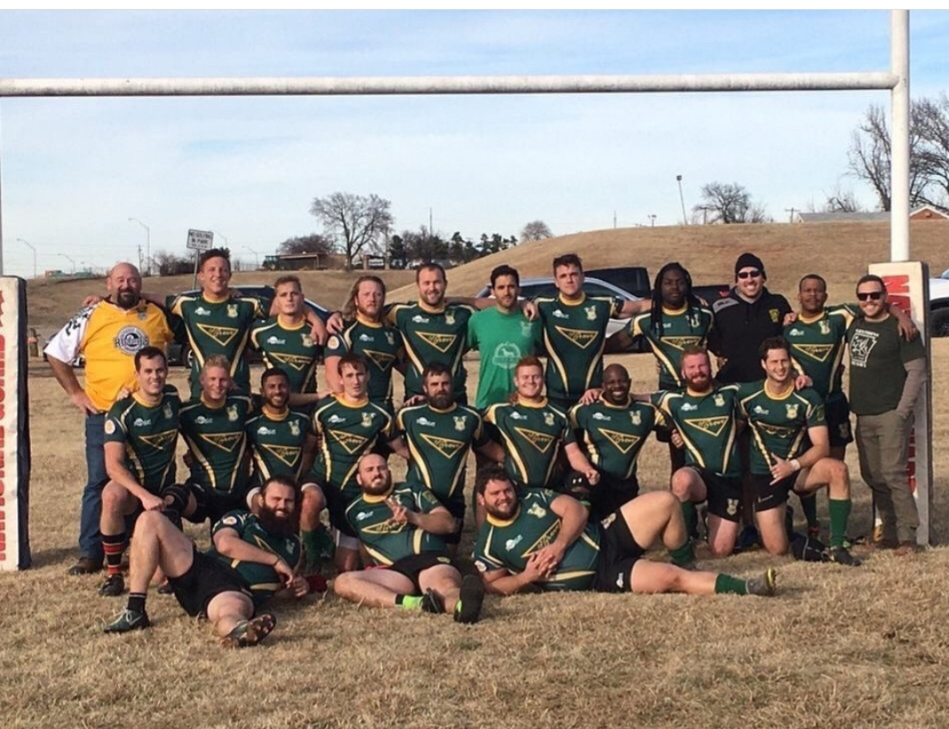 Full Time____Arkansas Gryphons @ OKC Crusaders
